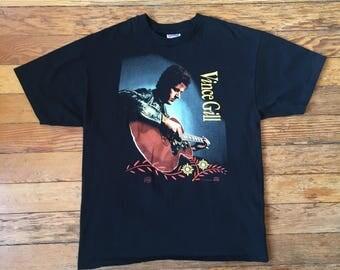 Vintage 1992 Vince Gill T Shirt