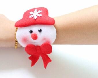 Santa Claus Circle Bracelet