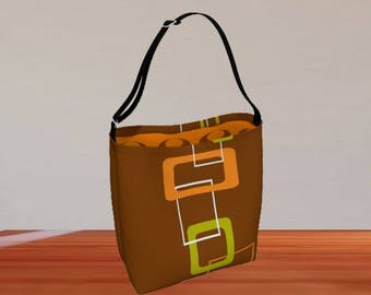 Shoulder Bag, Purse, Bag, Handbag, Gift For Her, Cross Body Bag, Mom Gift, Everyday Tote, Crossbody Purse, Waterproof, Neoprene, Tote Bag