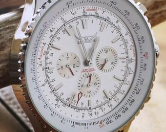 Personalized Wrist Watch - Engraved Watch