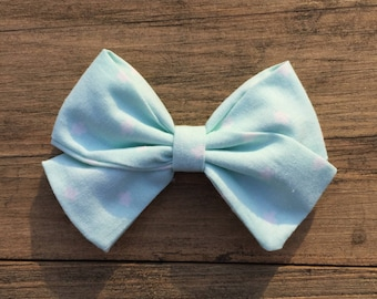Mint Everly Bow