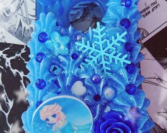 Elsa Frozen Handyhülle IPhone 4/ 4 S