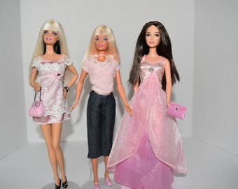 Barbies Pretty in Pink