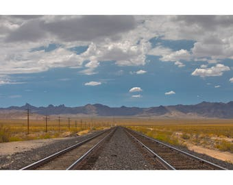 Somewhere South of Vegas- Desert Southwest landscape photography by Harry Durgin
