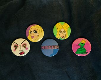 Alaska 5000 Badge Set