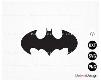 Batman SVG, PNG, DXF Files