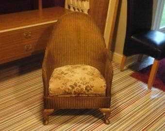 Lloyd Loom Chair. An original 1939 chair