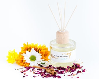Forever fresh reed diffuser