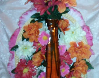 Lg SelfStanding Centerpiece Beautifully Handcrafted/ FREE SHIPPING!