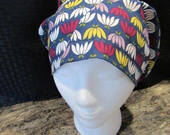 Women's bouffant/Euro scrub hat