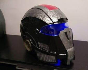 Mass Effect N7 Breather helmet replica prop 1:1