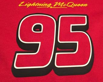 Cars - Lightning McQueen Shirt