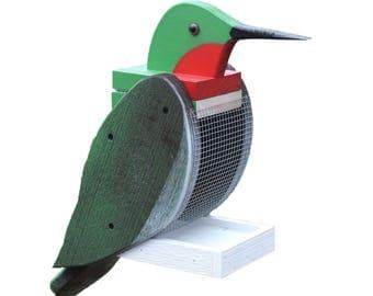 Hummingbird Bird Feeder Amish Made