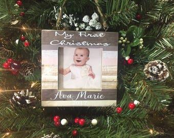 christmas frame ornaments