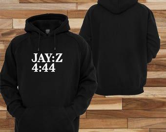 Jay z 4:44  ; sweatshirt jacket Hoodie pull over