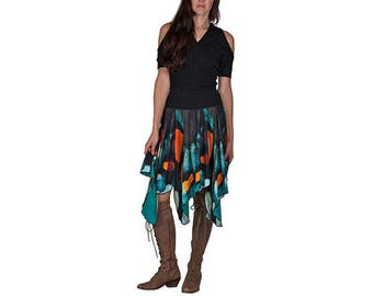 Mt Pisgah Butterfly Skirt
