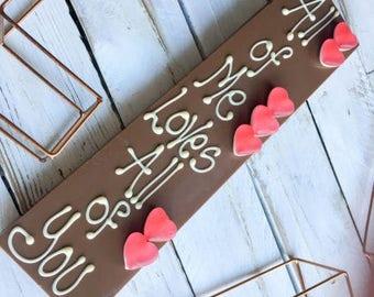 All Of Me Chocolate Bar