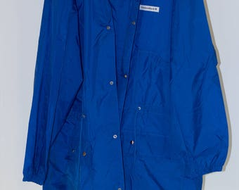 KANTONALBANK blue jacket