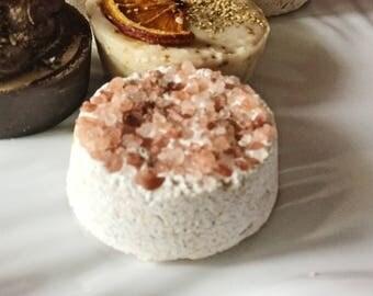 Himalayan Pink Salt Soap