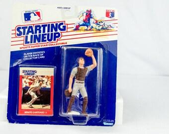 Starting Lineup 1988 Benito Santiago Action Figure San Diego Padres