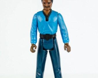 Vintage Kenner Star Wars Empire Strikes Back 1980 Lando Calrissian Action Figure