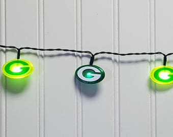 Green Bay Packers Lights