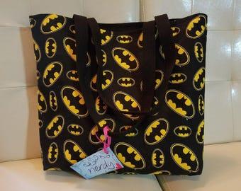 Batman Tote
