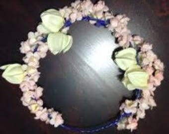 Simple, Beautiful Flower Crown