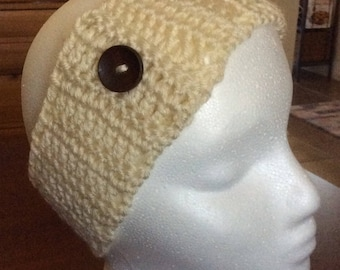 Headband / Ear Warmer / Crochet