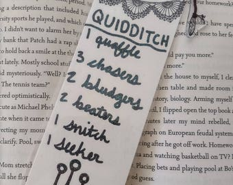 Quiddtich w/ broomstick charm