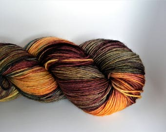 November 4 ply sock yarn
