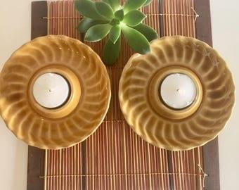 Boho decor, vintage decor, jewllery holder, candle holders