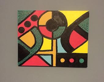 """Acrylic on Canvas 16""""x20"""""""