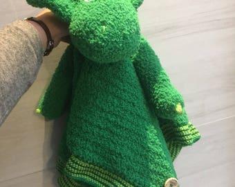 Cuddly Blanket Dragon