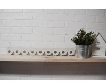 Scalloped Accent Wood Wall Decor for above Doorway