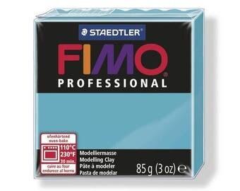 Pâte Fimo 85 g Professional Turquoise 8004.32 - Fimo