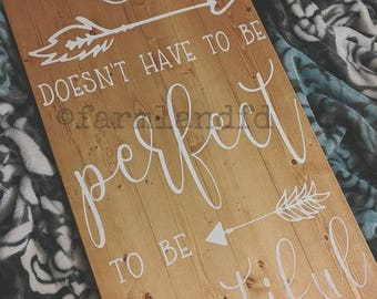 Life is Beautiful, rustic, home decor, wooden signs, gifts, housewarming, handmade