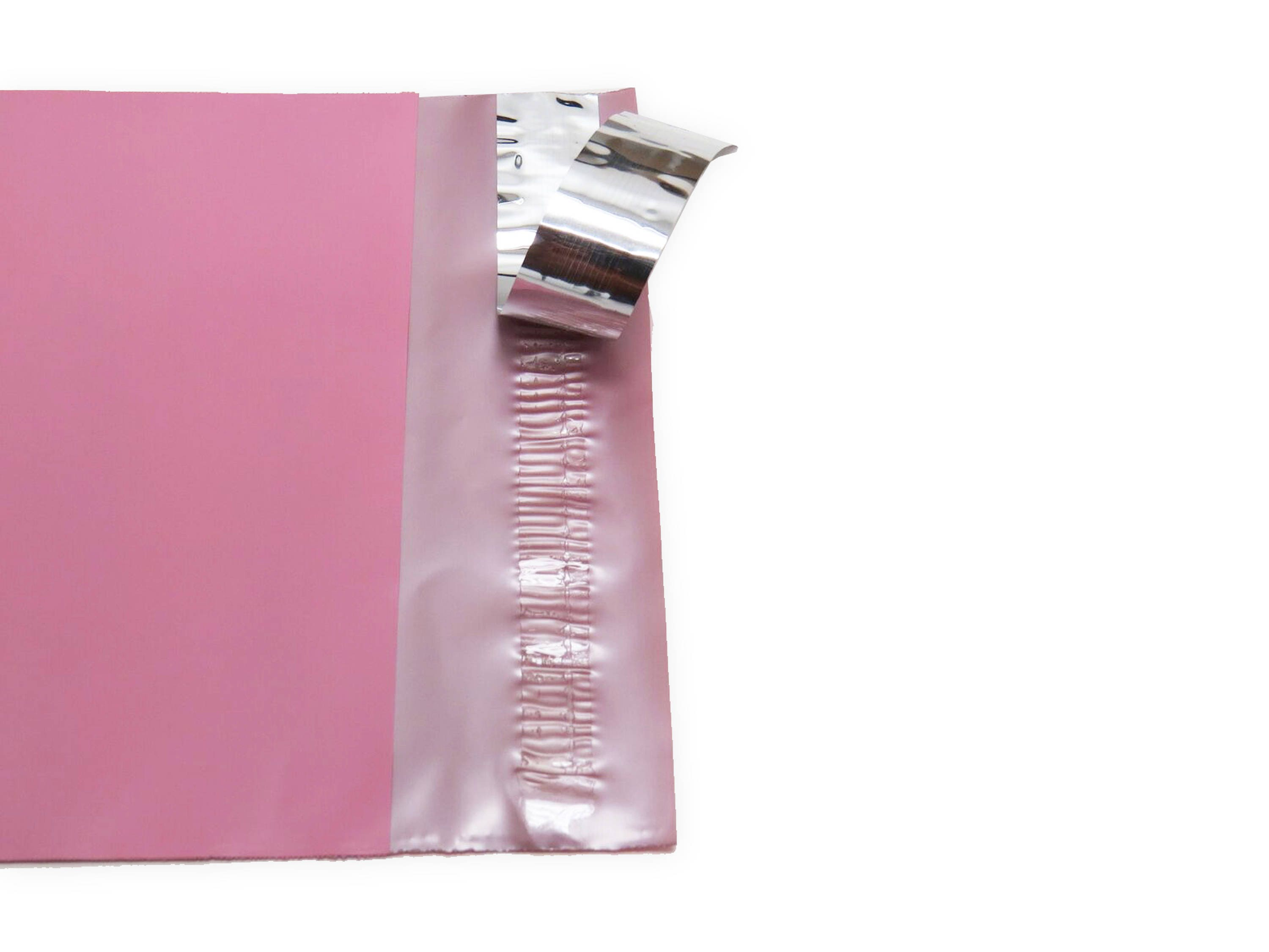 "Pink Poly Mailers 100 PCS 6""x9"" Waterproof Durable Tear & Dirt"