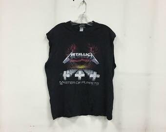 Metallica Tank