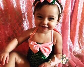 Mermaid Baby Fashion Swim