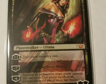 MTG Liliana of the Veil! Proxy!