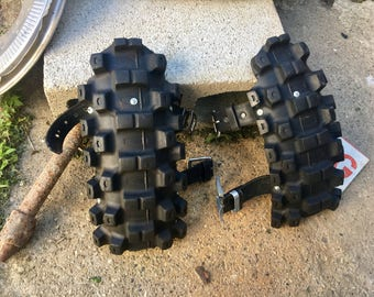 Wasteland Raider Bracers