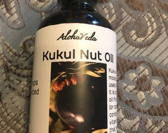 Kukui Nut Oil - 2oz