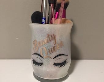 Makeup Brush Holder