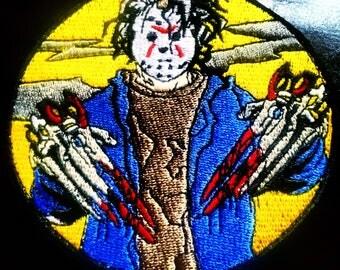 Scissorhands/Jason