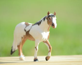 Schleich custom - American Paint Horse