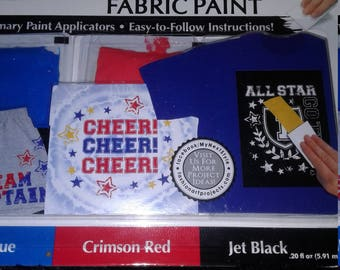 Fabric Paint Screen Print Buy One Get One Free