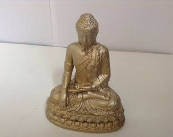 3D printed Buddha (by stronghero from thingiverse)