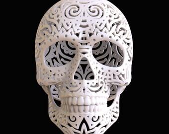 Skull V1 12CM
