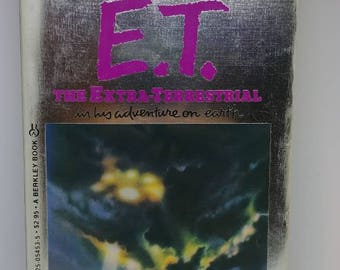 E.T. the extra-terrestrial novel